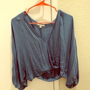 American eagle women's blouse